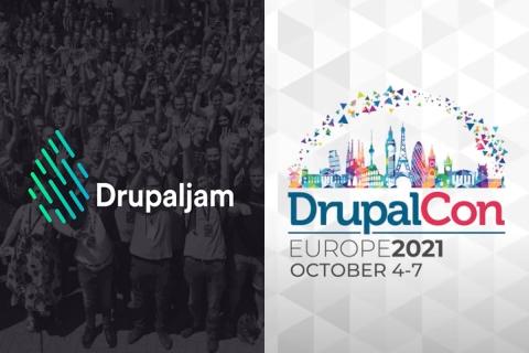 DrupalJam  DrupalCon Europe 2021